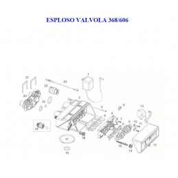 Ricambi Valvola 368/606