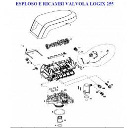 Ricambi Valvola Logix 255