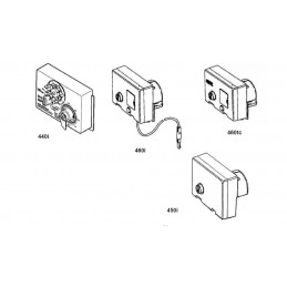 Ricambi Timer Serie 400