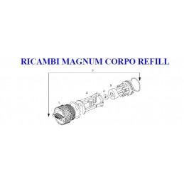 Ricambi Magnum corpo Refill