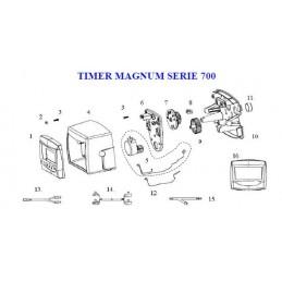 Timer Magnum serie 700