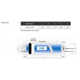 Membrana Re3512-Tk  - 600 GPD