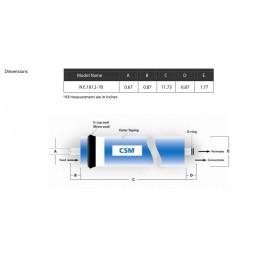 Membrana Ne1812 - 80 GPD
