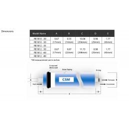 Membrana Re1812 - 50 GPD