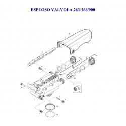 Ricambi Valvola 263-268/900