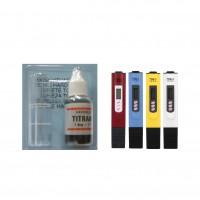 Il misuratore  Digital TDS-3 (Solidi Totali Disciolti)